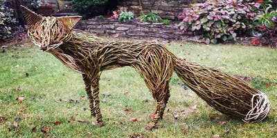 Willow weaving - Create an Urban Fox (October workshop)