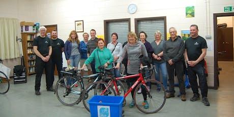 FREE Basic Bike Maintenance Course - Pendleton Village Hall tickets