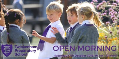 Twickenham Prep School Hampton Open Day