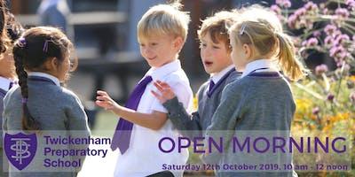 Twickenham Prep School Hampton Open Day