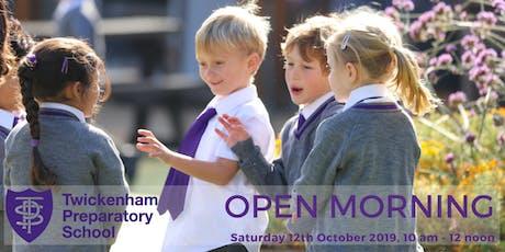 Twickenham Prep School Hampton Open Day tickets