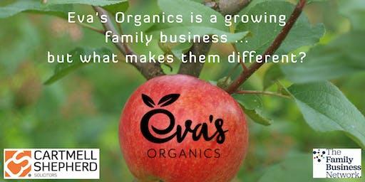Eva's Organics exclusive insight event
