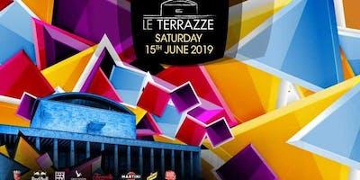 Le Terrazze Eur Roma Sabato 15 Giugno 2019