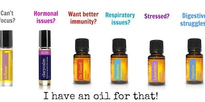 Addressing Health Issues with Essential Oils - an Introduction