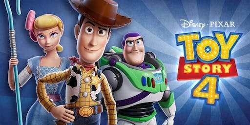 Movie: Toy Story 4 at ShowPlace ICON at Roosevelt Collection in Chicago