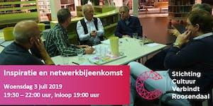 Inspiratie & Netwerkbijeenkomst   wo 3 juli 2019
