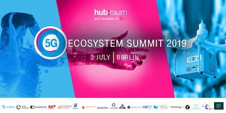 5G Ecosystem Summit 2019 tickets