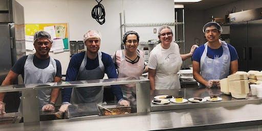 Serve Dinner at Faith Mission Community Kitchen - 7/23/19
