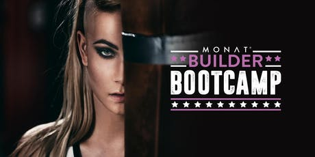 MONAT Builder Bootcamp - Cardiff tickets