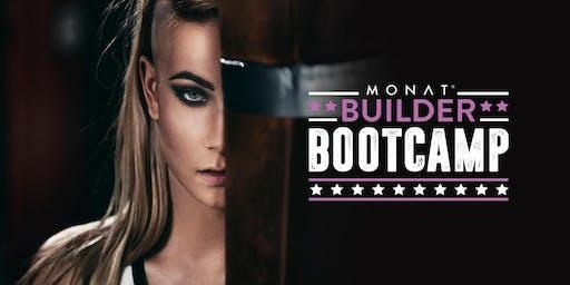 MONAT Builder Bootcamp - Cardiff