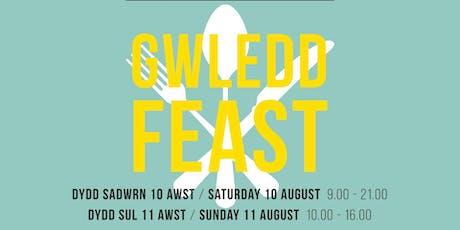 Gwledd | Feast. N.E Wales Food Producers + Street Food Pop-up tickets