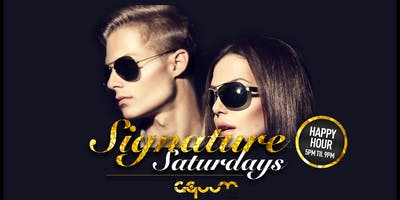 Signature Saturdays