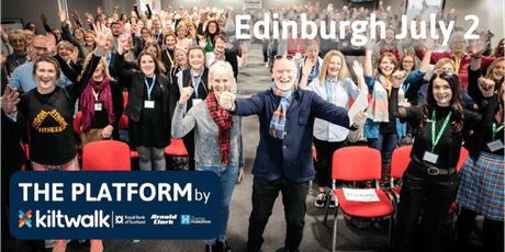 The Platform by Kiltwalk (Edinburgh) tickets