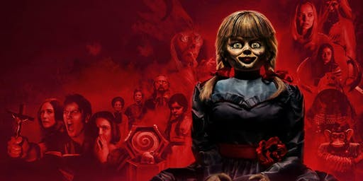 Movie: Annabelle Comes Home at Regal Union Square Stadium 14 in New York