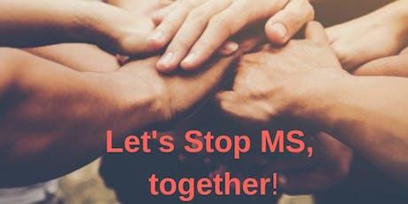 MS Cymru, South Wales Fundraising Group Inaugural meeting tickets