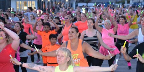 Fitness Rave on the Pier tickets