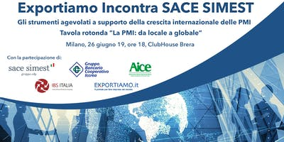 Exportiamo Incontra SACE SIMEST