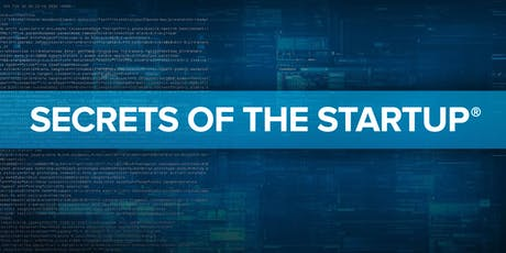 Secrets of the Startup tickets