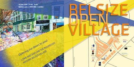 Belsize Open Village tickets