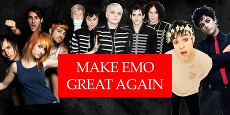 Make Emo Great Again (The Globe, Cardiff) tickets