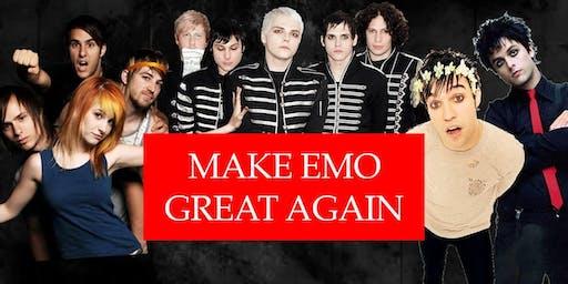 Make Emo Great Again (The Globe, Cardiff)