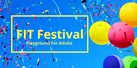 Fit Festival tickets