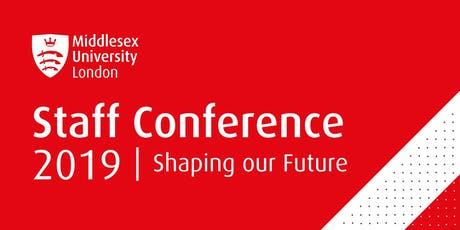 Staff Conference 2019: Shaping our Future tickets