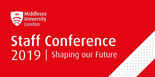 Staff Conference 2019: Shaping our Future