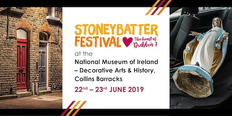 Stoneybatter Festival 2019: Exploring Street Photography  tickets