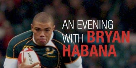 An Evening With Bryan Habana hosted by Gareth 'Alfie' Thomas tickets