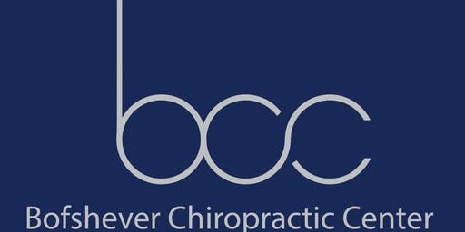 Bofshever Chiropractic Center Open House