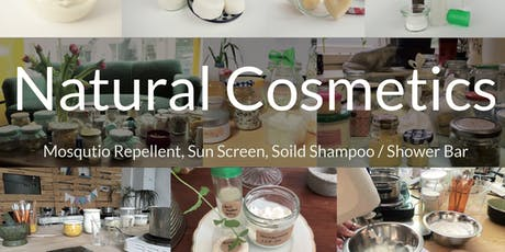 DIY Natural Cosmetics Workshop (travel eco safe) tickets
