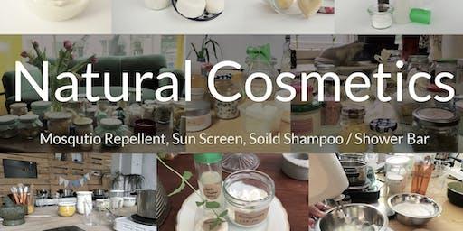 DIY Natural Cosmetics Workshop (travel eco safe)