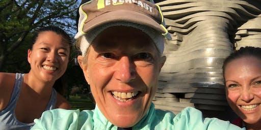 261 Fearless Boston Run Club - Esplanade