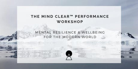 Mental Resilience & Wellbeing Workshop tickets