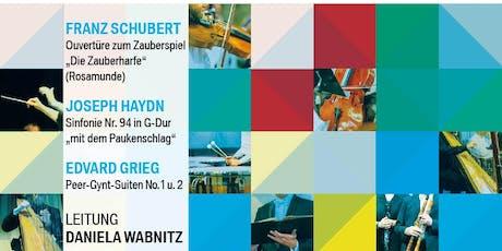 SOMMERKONZERT des BMW Kammerorchesters Tickets