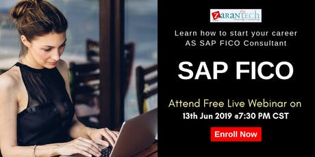 Learn how to start your career as a SAP FICO Consultant. tickets