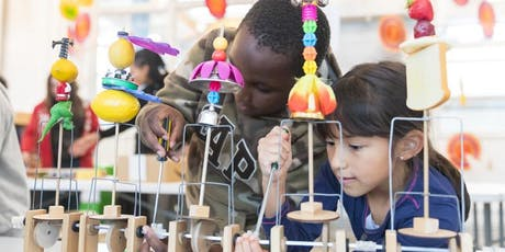 Tinkering Club: Build Your Best Make! (Lambeth Community Programme) tickets