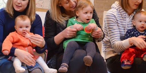Toddler Leaders Gathering : Wakefield