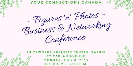 Figures 'n' Photos Business Networking Conference tickets
