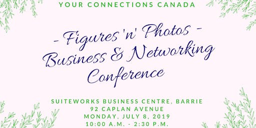 Figures 'n' Photos Business Networking Conference