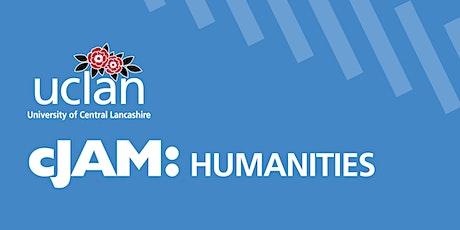 cJAM: Humanities 2020 tickets