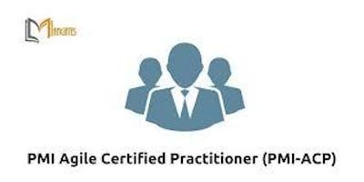 PMI® Agile Certification 3 Days Training in London Ontario