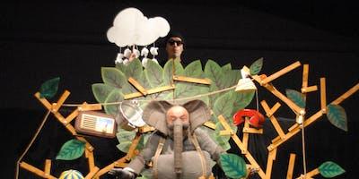 GIROVAGARTE - CARICHI SOSPESI - L'elefante delicato