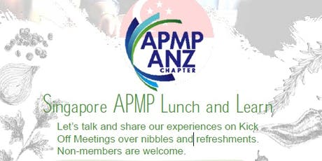 Singapore APMP Lunch and Learn tickets