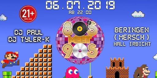 80s meet 90s