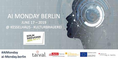 AI Monday Berlin - June 17 Tickets