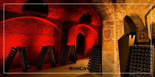 Tour in English - Bosca Underground Cathedral on 3rd July '19 at 4pm