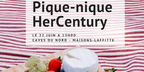 Pique-nique HerCentury billets
