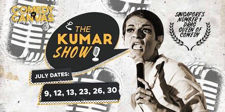 The Kumar Show [09.07.19] tickets